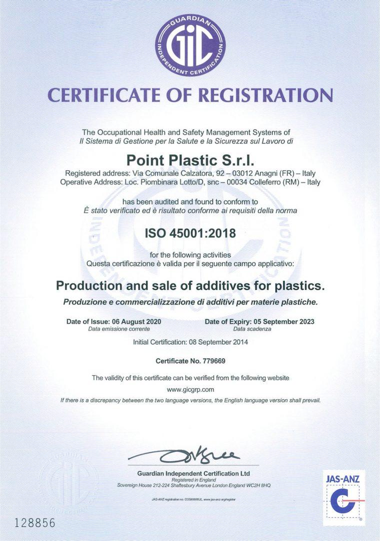 cert-45001-2018